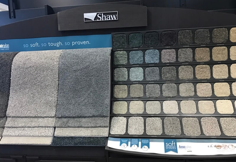 Shaw carpet from The Wholesale Flooring in Horry County, SC
