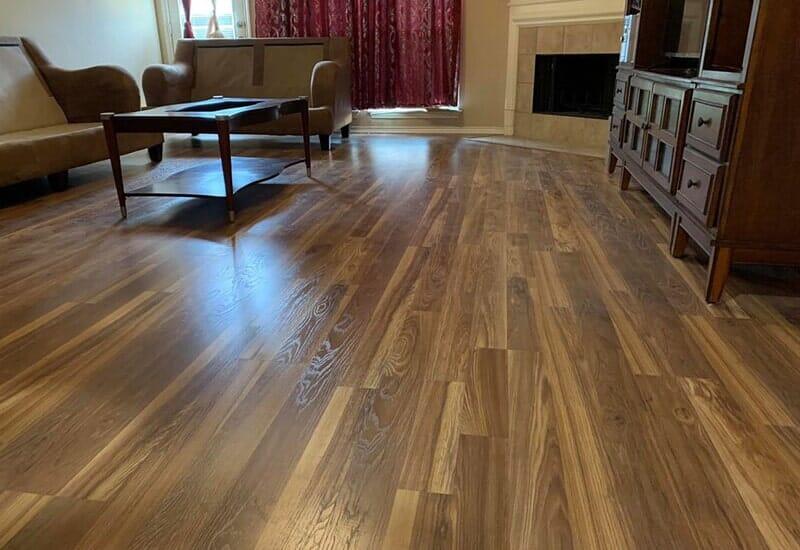 Hardwood flooring from Houston Floor Installation Services in Houston, TX