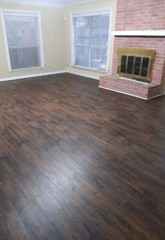 Hardwood flooring from Houston Floor Installation Services in Spring, TX