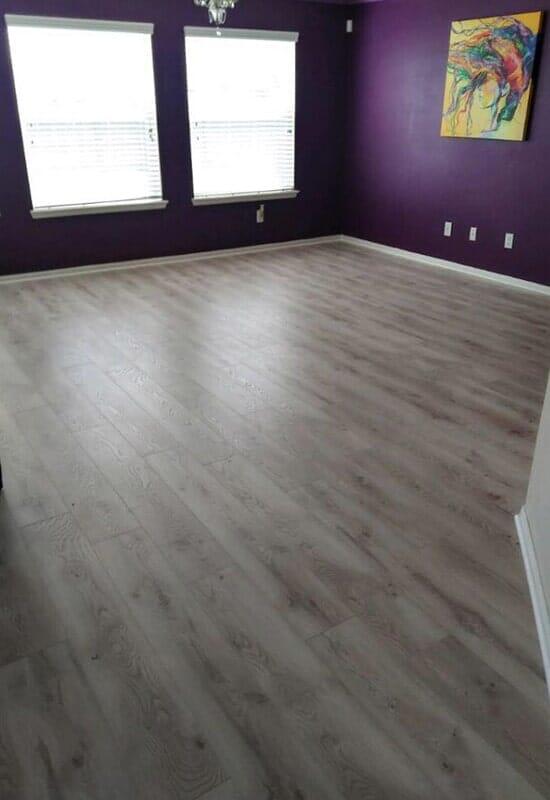 Laminate flooring from Houston Floor Installation Services in Houston, TX