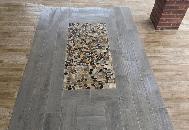 Tile flooring from Houston Floor Installation Services in Humble, TX