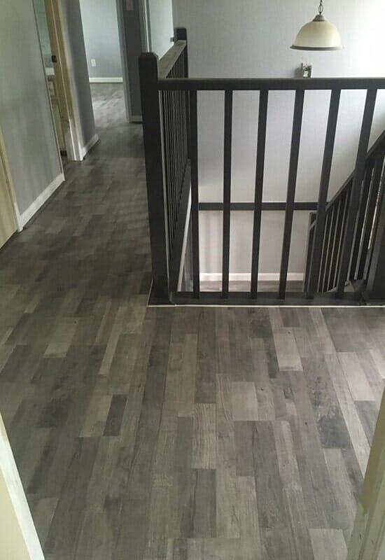 Luxury vinyl flooring from Houston Floor Installation Services in Houston, TX