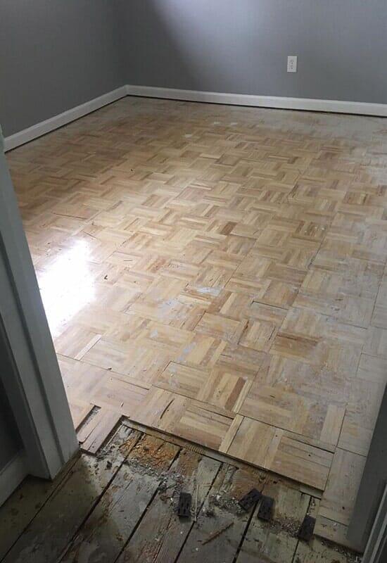 Flooring installation from Houston Floor Installation Services in Humble, TX