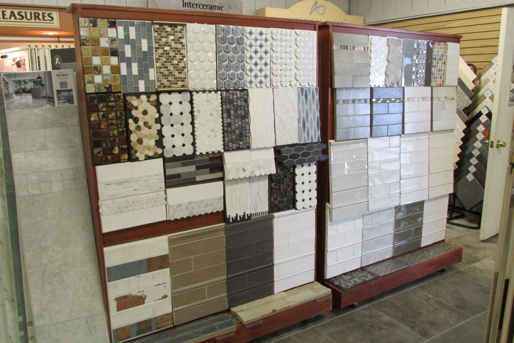 Accent tile options for your Biddeford, ME home from Seacoast Flooring