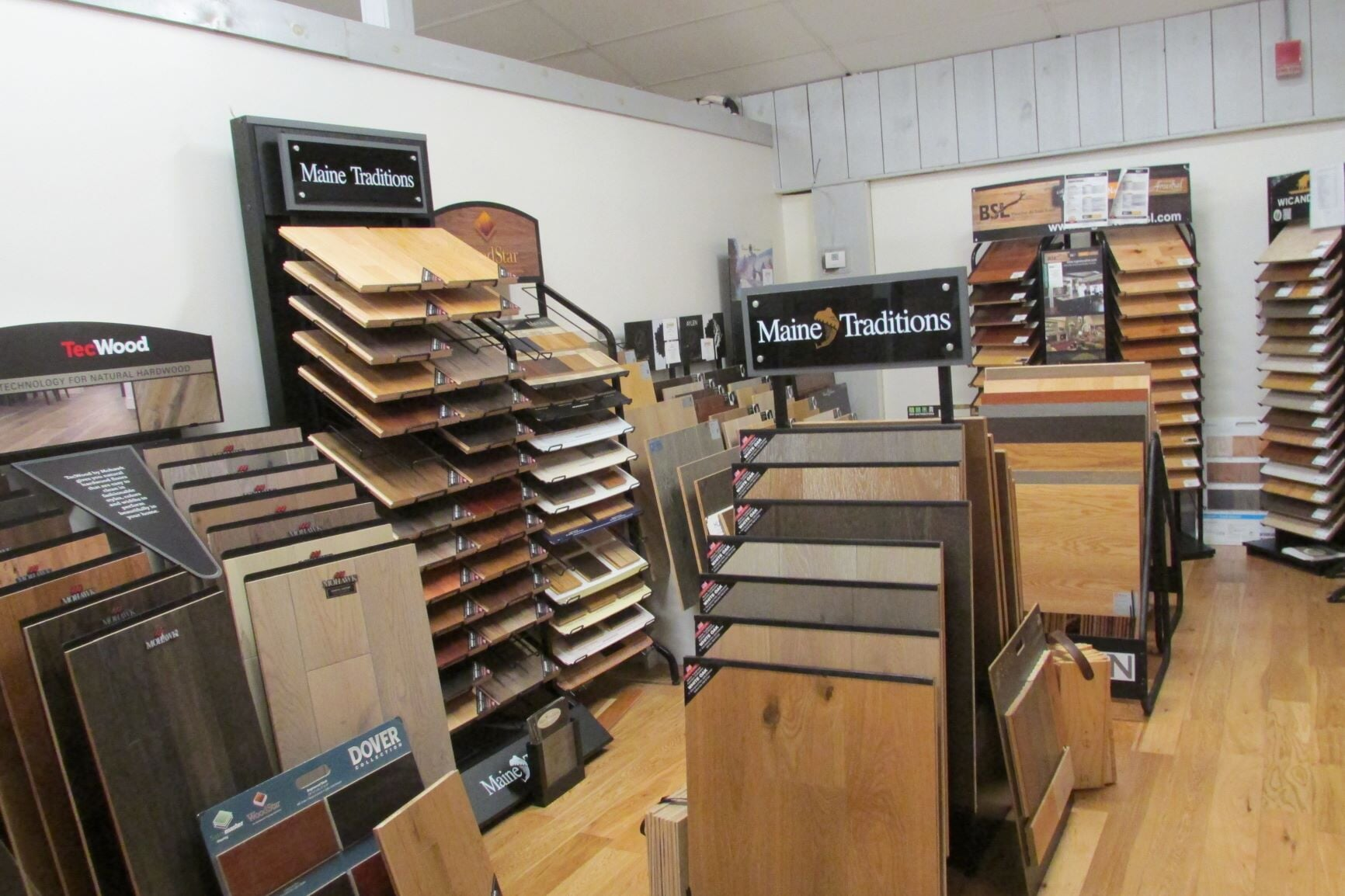 Check out the selection at Seacoast Flooring in Saco, ME