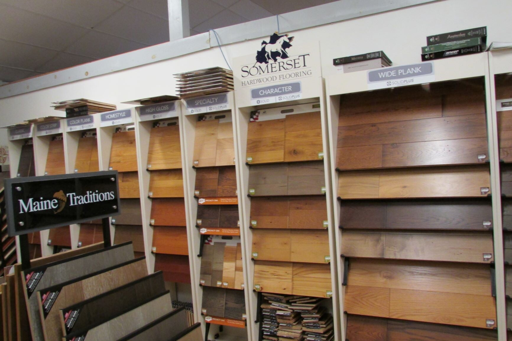 Somerset flooring products for your Scarborough, ME home from Seacoast Flooring
