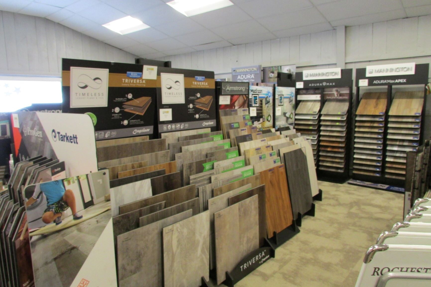 Tarkett flooring products for your Kennebunk, ME home from Seacoast Flooring