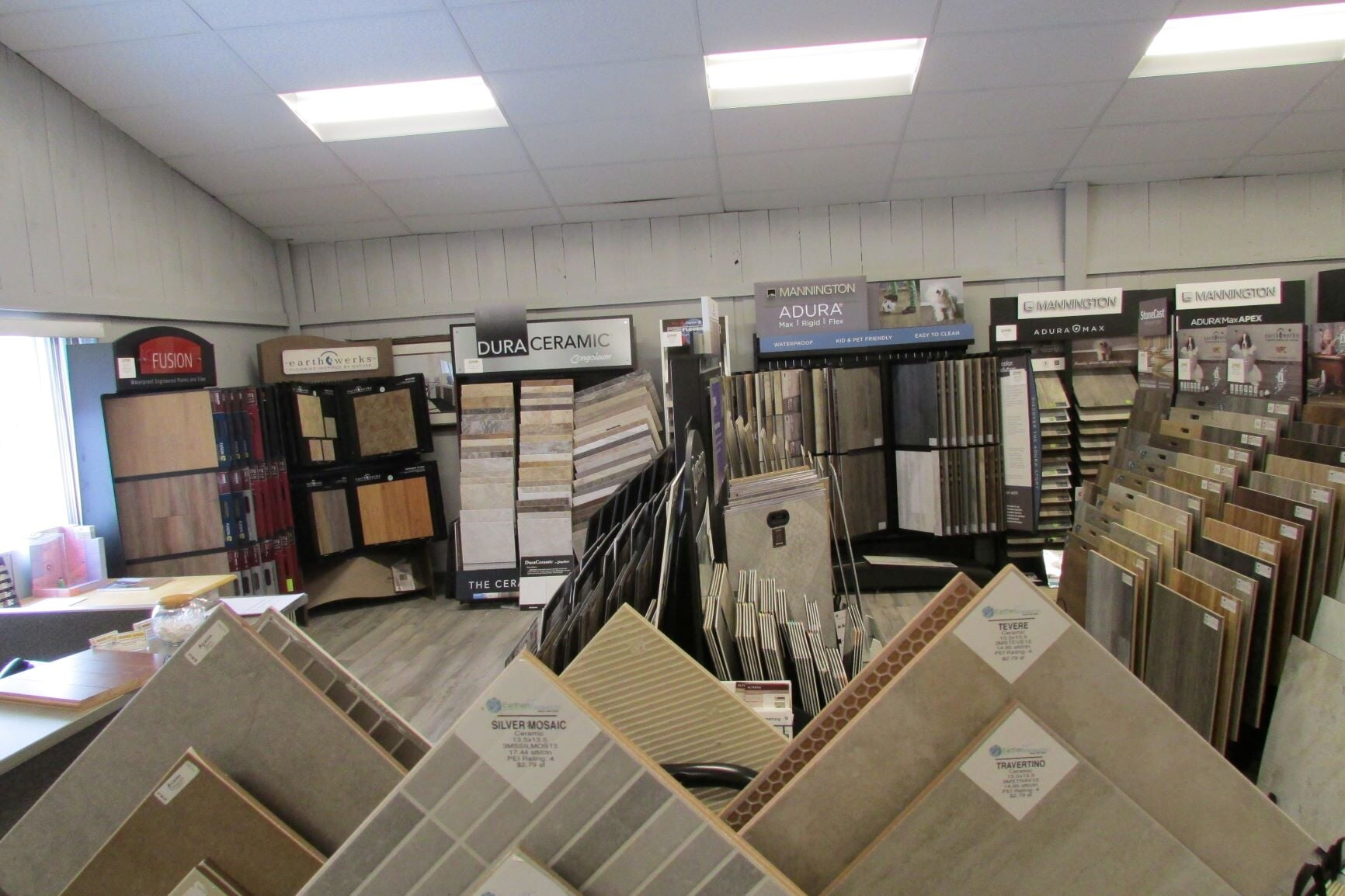 Extensive flooring options for your Saco, ME home from Seacoast Flooring