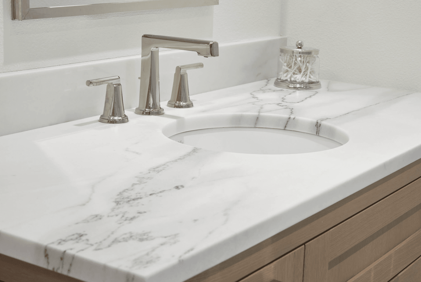 Marble countertop in Beaverton, OR from All Surfaces