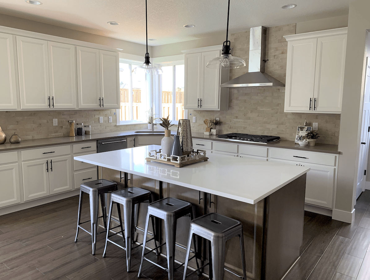 Kitchen renovation in Vancouver, CN from All Surfaces