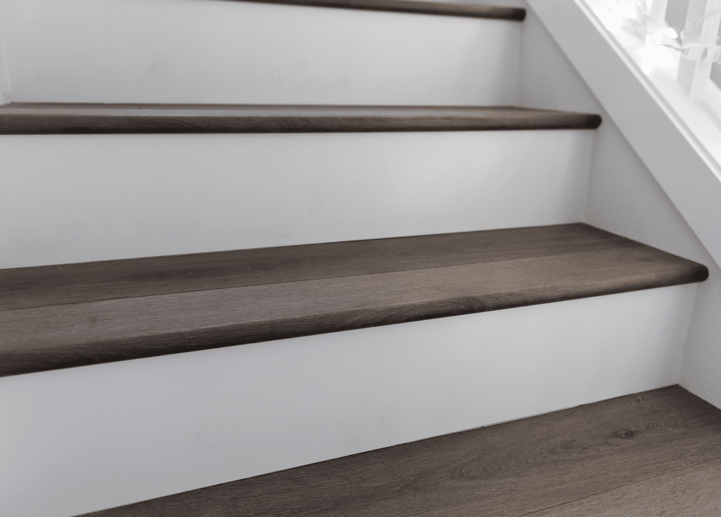Hardwood stairway in Sherwood, OR from All Surfaces