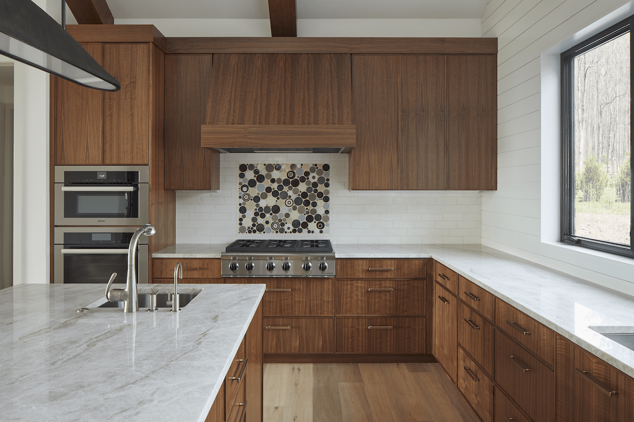 Wood cabinetry in Lake Oswego, OR from All Surfaces