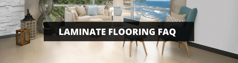 Laminate Flooring FAQ Banner