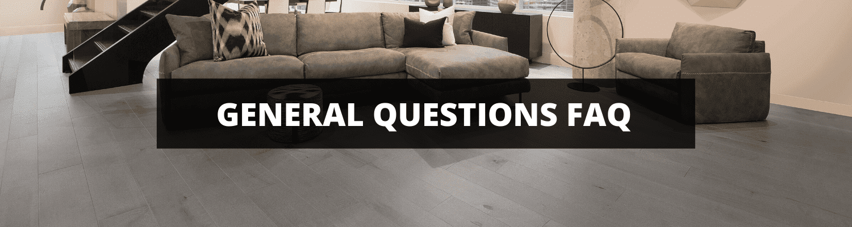 General Questions FAQ Banner