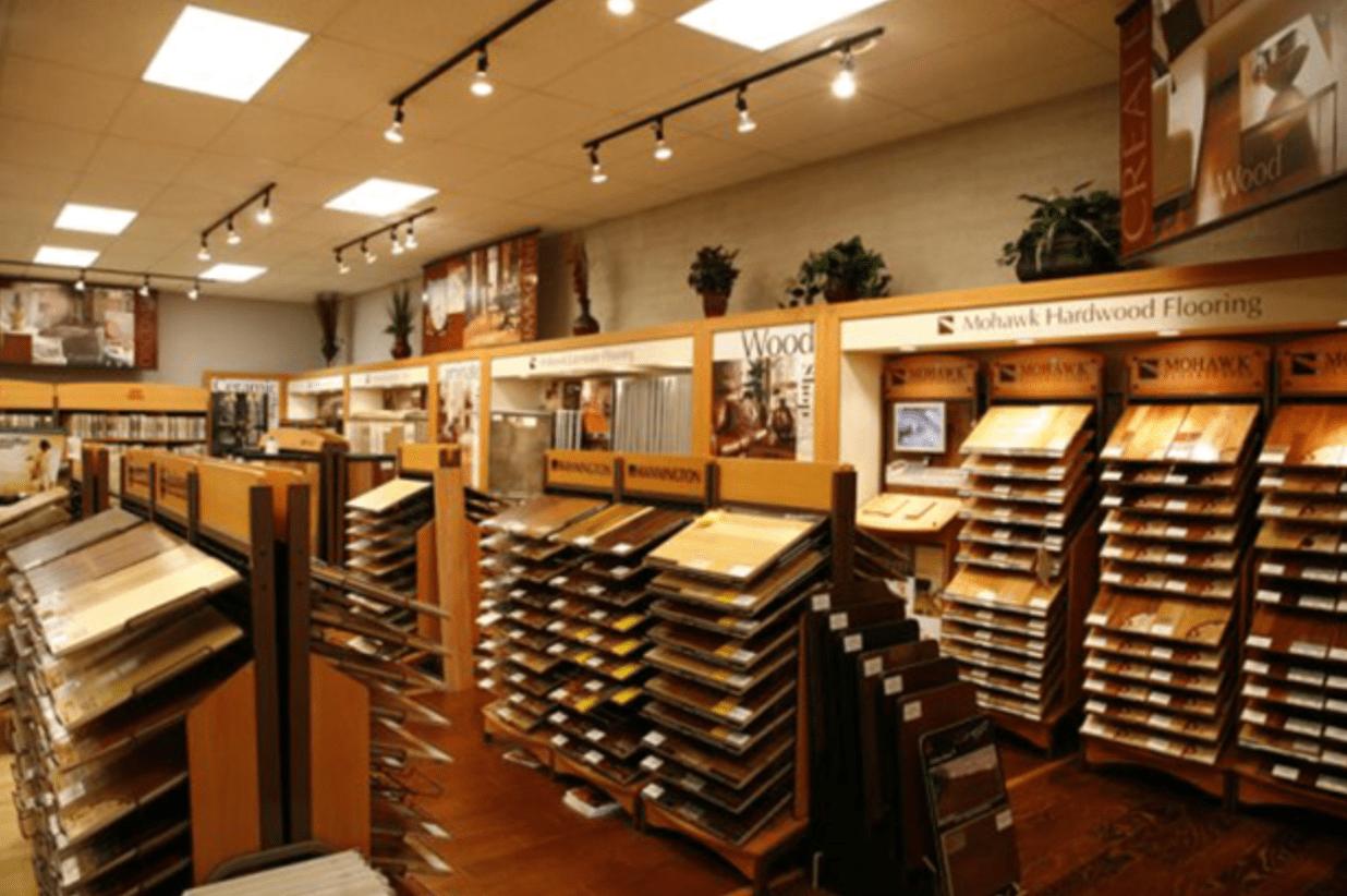 Highlands Floor Coverings showroom near Verde Valley, AZ