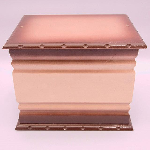 Opções de urnas para cremação