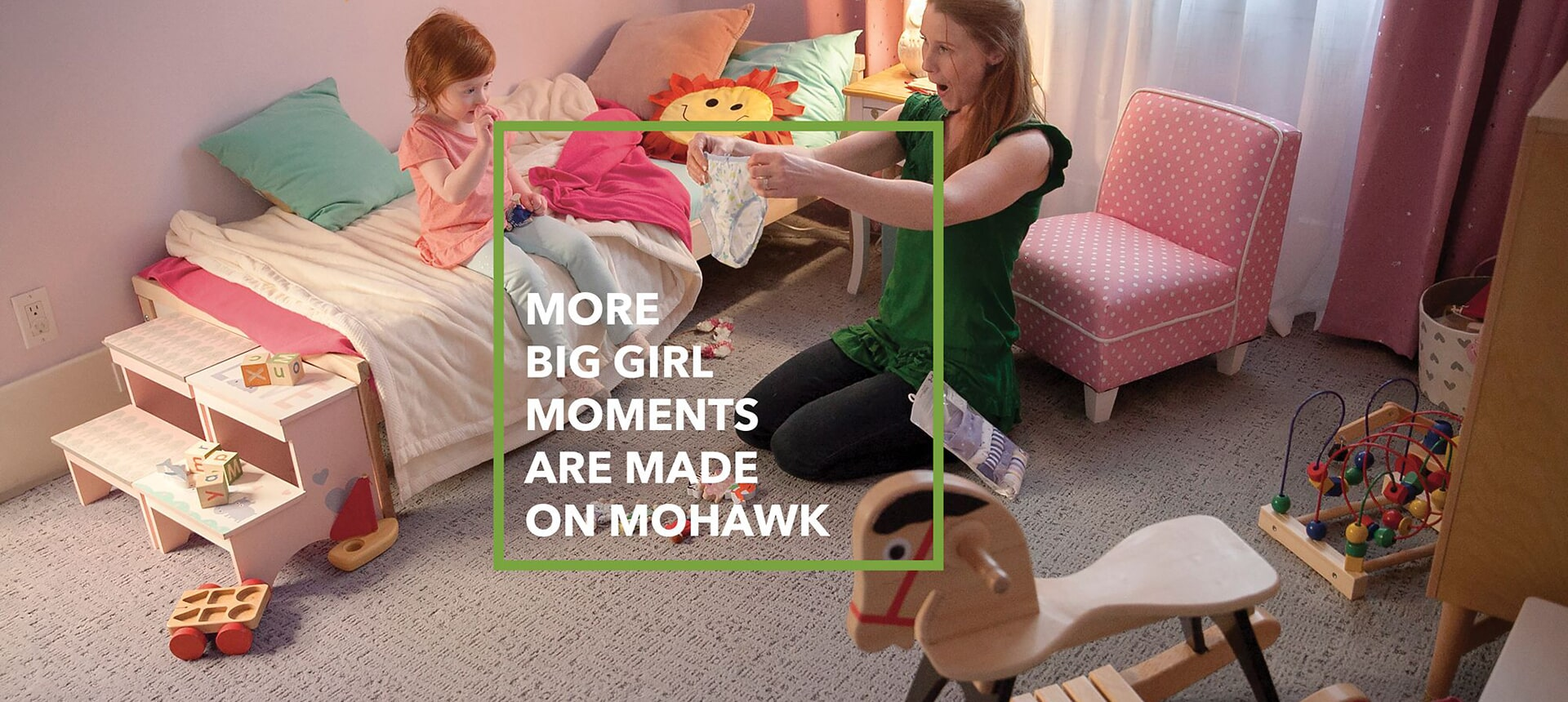 More Playful Moments Are Made On Mohawk