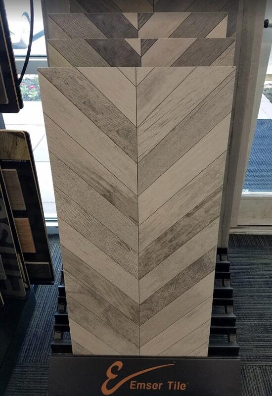 Tile flooring in South Jordan, UT from Cost U Less Flooring