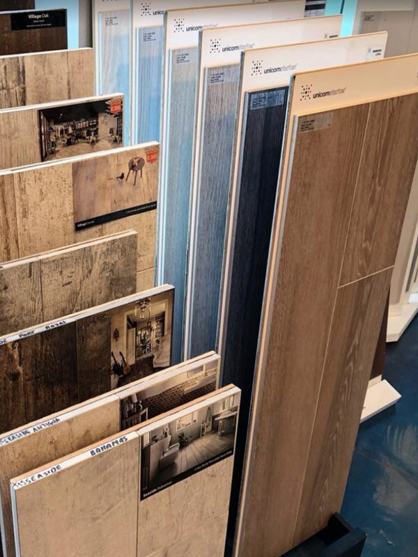 Modern wood look products for your Redlands, CA home from Simple Touch Interior Solutions