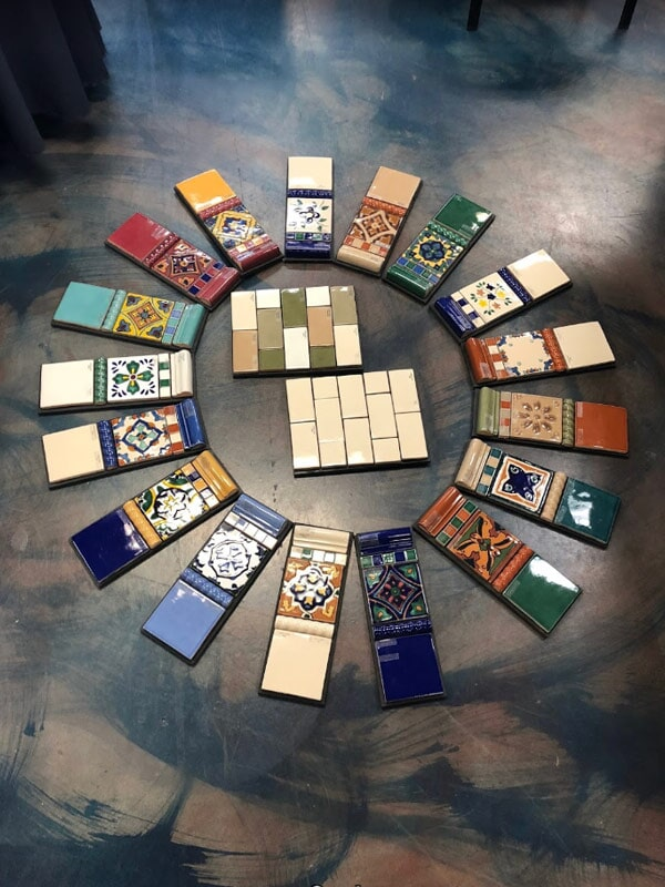 Authentic mosaic tiles for your Loma Linda, CA home from Simple Touch Interior Solutions