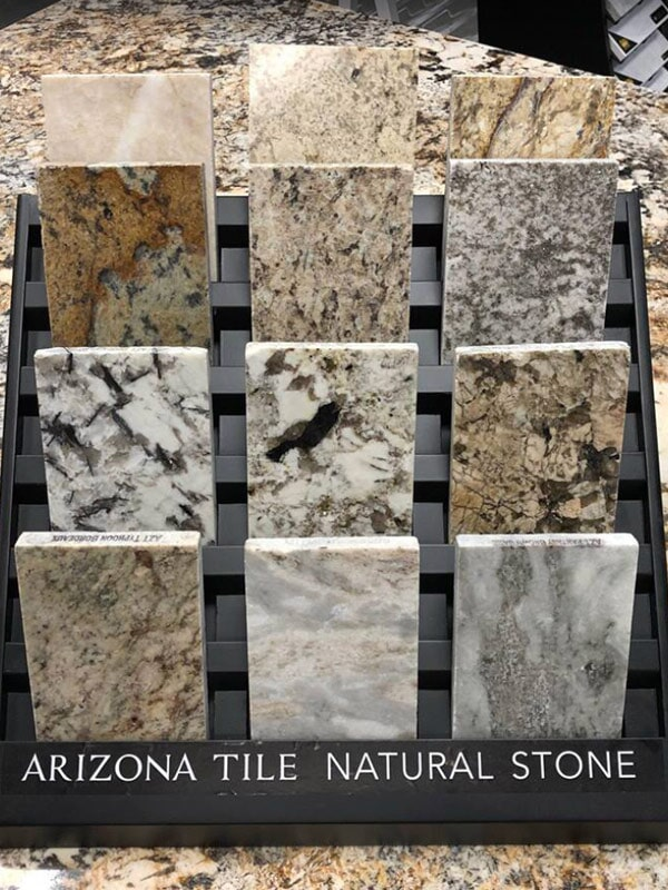 Arizona Tile Natural Stone for your Redlands, CA home from Simple Touch Interior Solutions