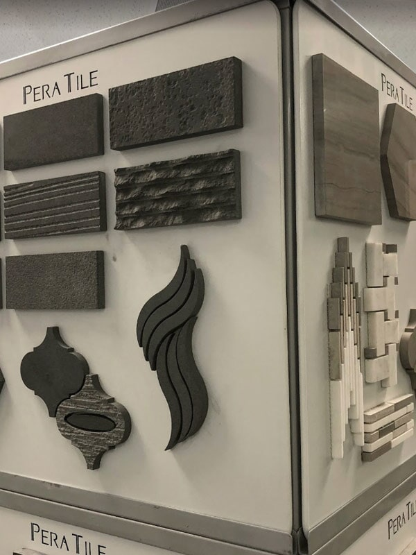 Pera Tile products for your Yucaipa, CA home from Simple Touch Interior Solutions