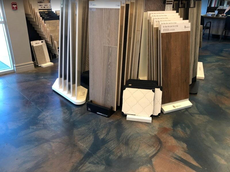 Hardwood look tile for your San Bernardino, CA home from Simple Touch Interior Solutions