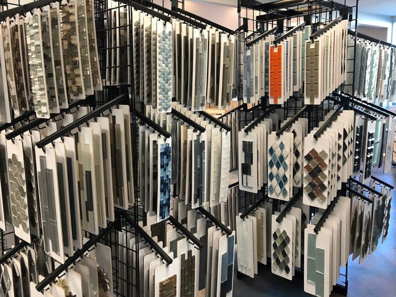 Accent tile options for your San Bernardino, CA home from Simple Touch Interior Solutions