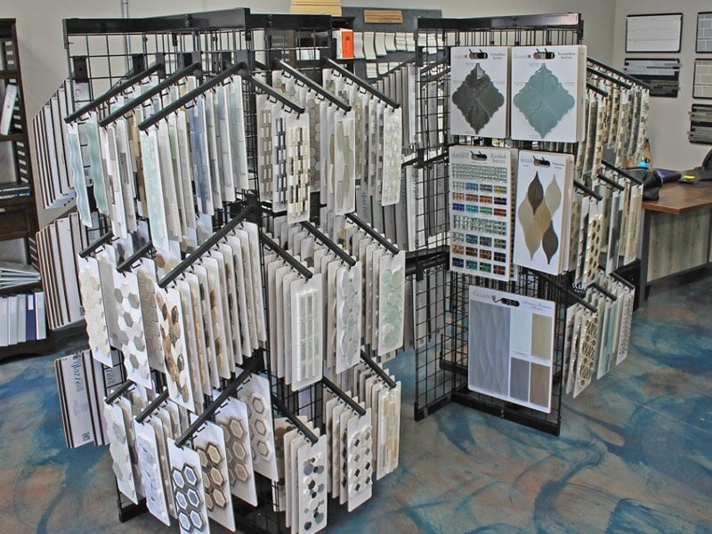 Beautiful accent tiles for your Redlands, CA home from Simple Touch Interior Solutions