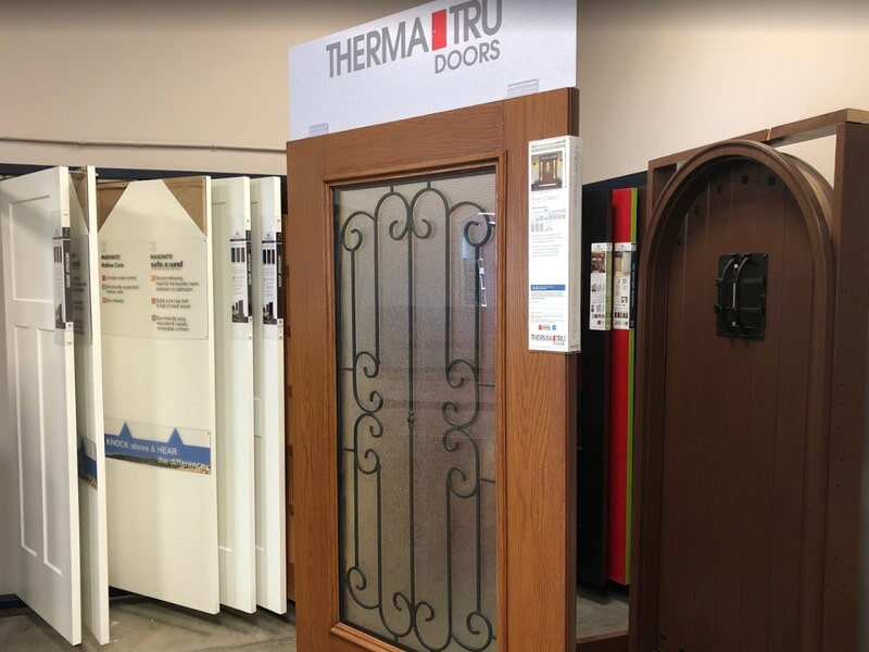 Therma Tru doors for your Yucaipa, CA home from Simple Touch Interior Solutions