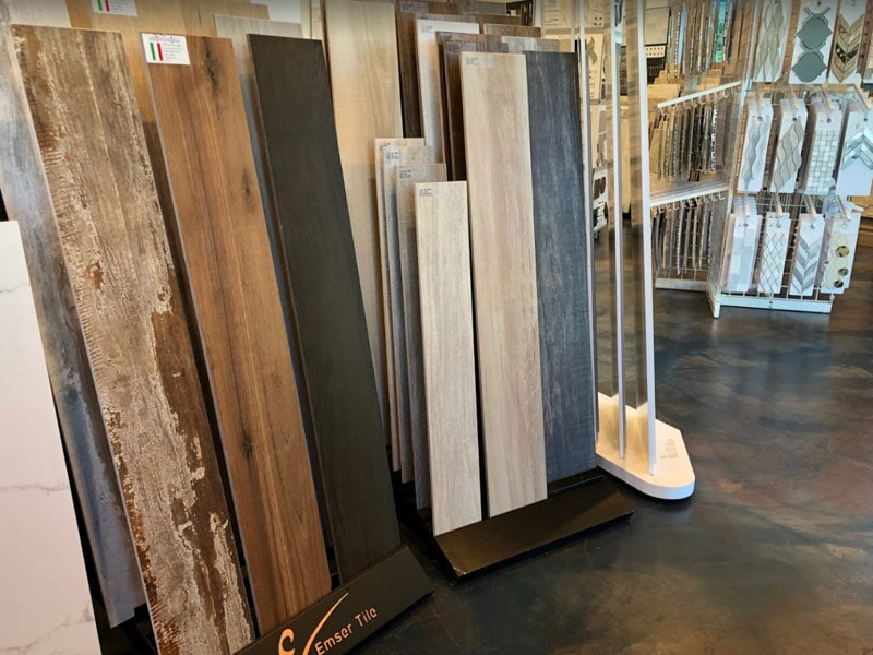 Emser Tile wood look products for your Loma Linda, CA home from Simple Touch Interior Solutions