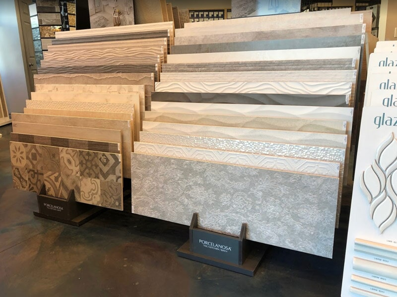 Porcelanosa tile for your Yucaipa, CA home from Simple Touch Interior Solutions