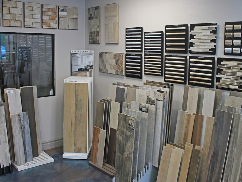 Wood look tile options for your Highland, CA home from Simple Touch Interior Solutions
