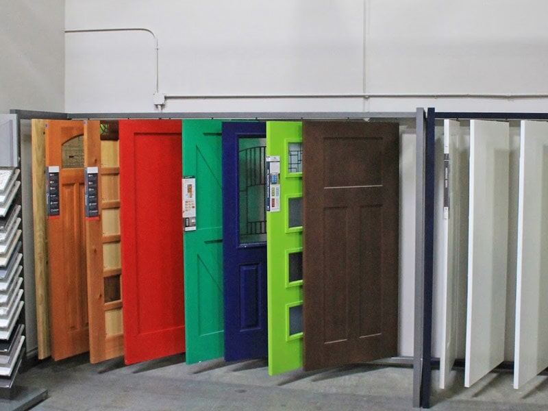 Modern doors for your Loma Linda, CA home from Simple Touch Interior Solutions