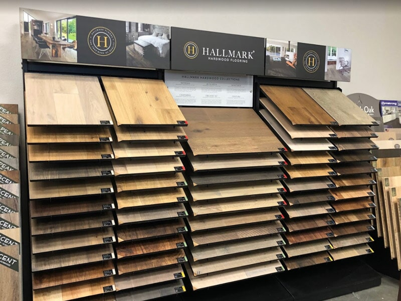 Hallmark hardwood flooring for your Redlands, CA home from Simple Touch Interior Solutions