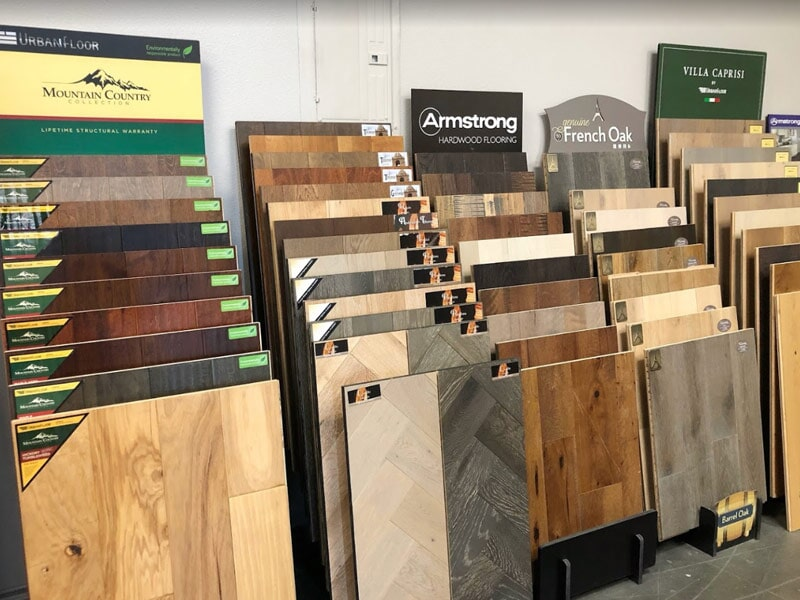 Top flooring brands for your San Bernardino, CA home from Simple Touch Interior Solutions