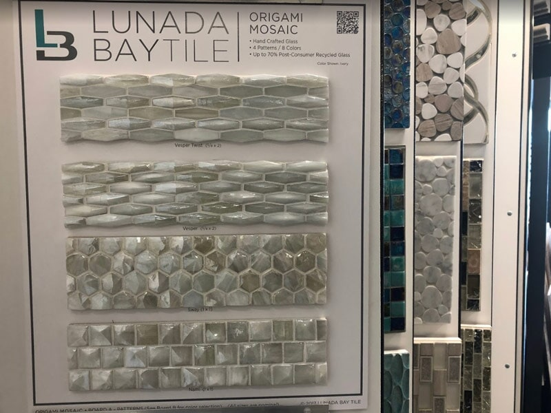 Lunada Bay Tile for your Yucaipa, CA home from Simple Touch Interior Solutions