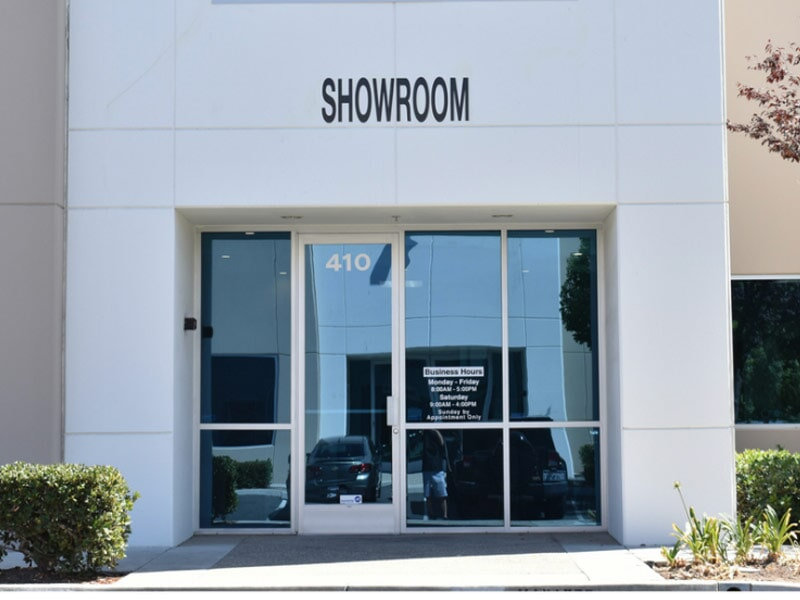 The Simple Touch Interior Solutions showroom