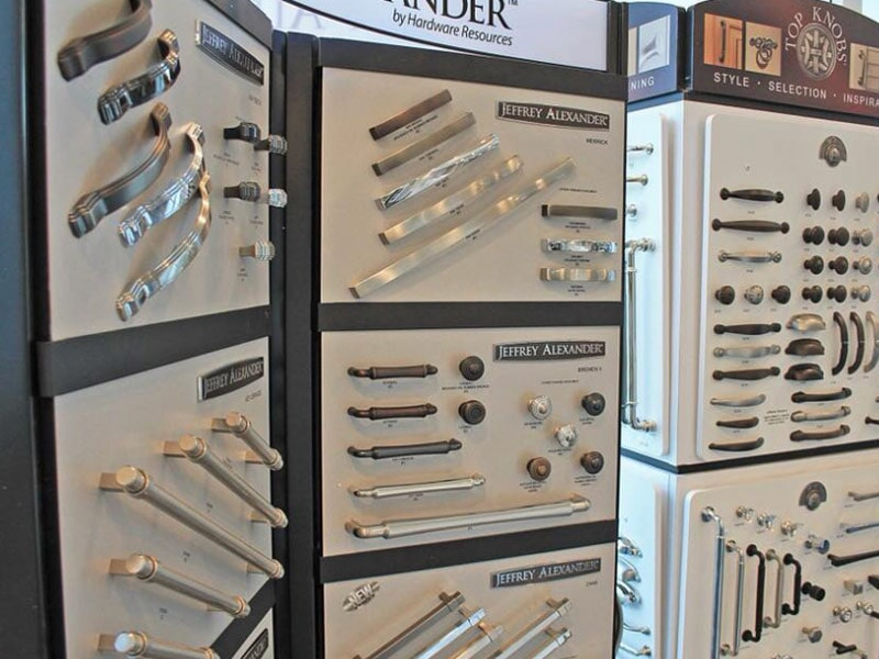 Jeffrey Alexander hardware for your Yucaipa, CA home from Simple Touch Interior Solutions