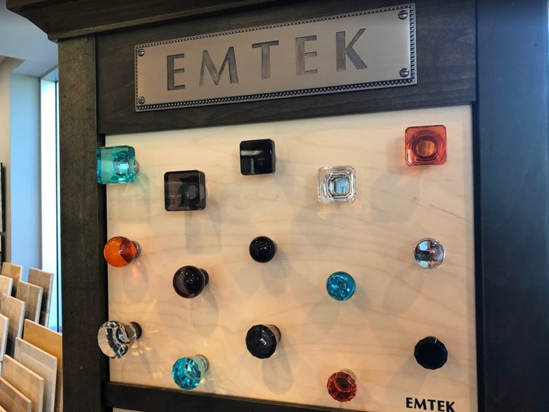 Emtek hardware for your Highland, CA home from Simple Touch Interior Solutions