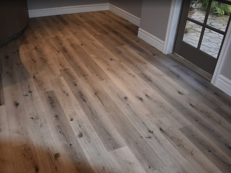 Flooring installation in Loma Linda, CA from Simple Touch Interior Solutions