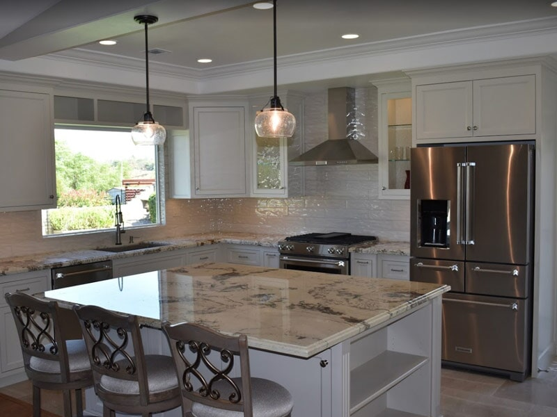 Cabinets and countertops in San Bernardino, CA from Simple Touch Interior Solutions