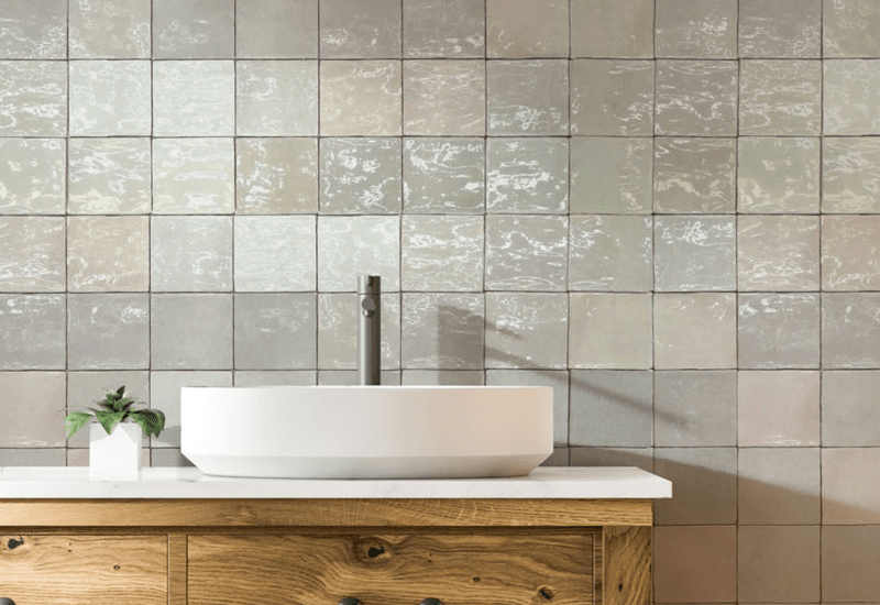 Bathroom tile in Highland, CA from Simple Touch Interior Solutions