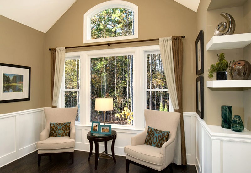 Beautiful windows in Highland, CA from Simple Touch Interior Solutions