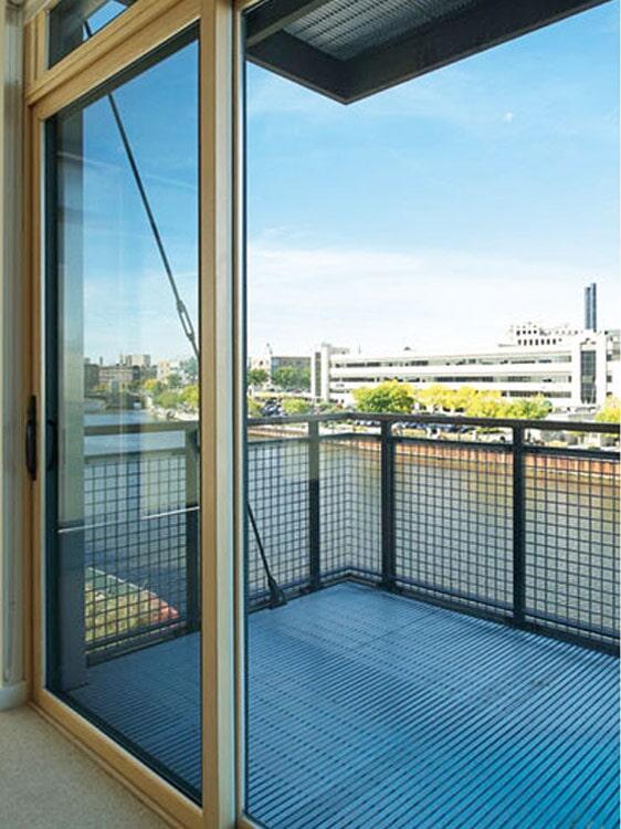 Sliding glass doors in San Bernardino, CA from Simple Touch Interior Solutions
