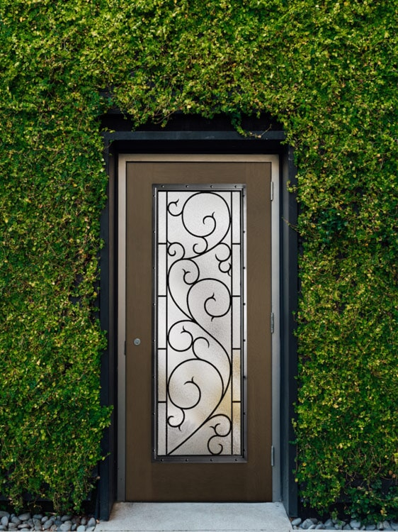 Ornate doorways in Yucaipa, CA from Simple Touch Interior Solutions