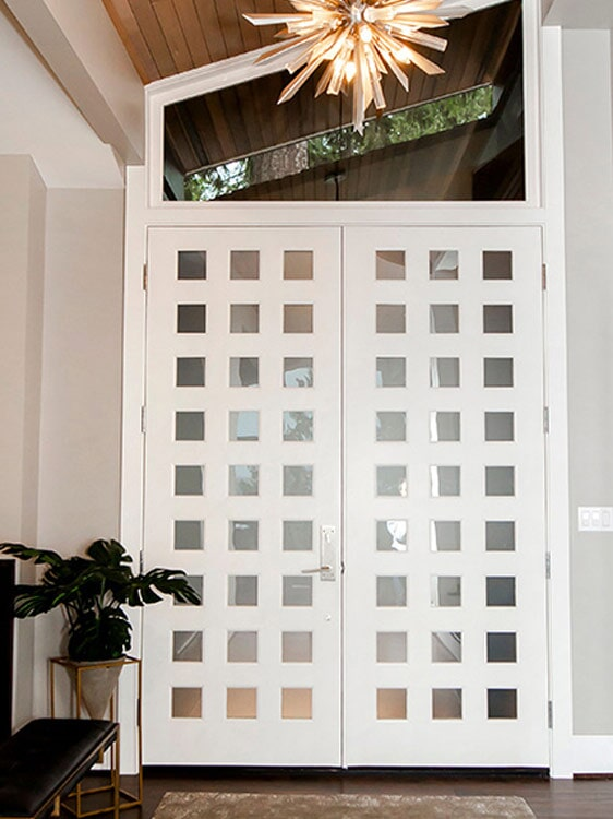Custom interior doors in Highland, CA from Simple Touch Interior Solutions