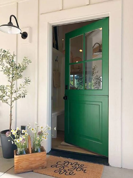 Accent front doors in Loma Linda, CA from Simple Touch Interior Solutions