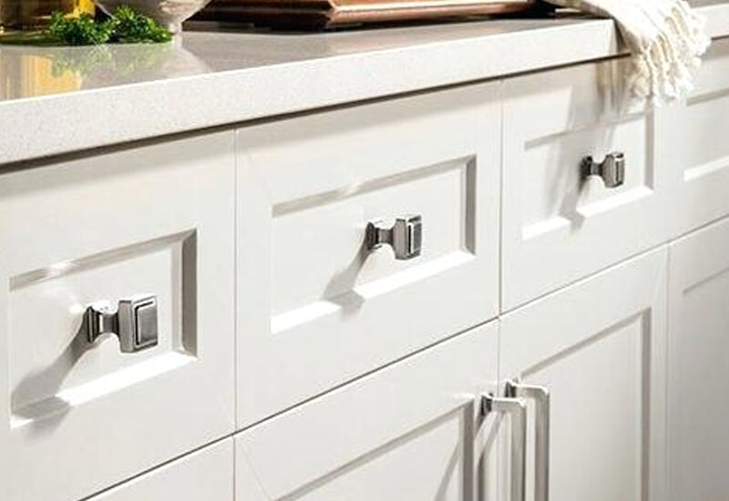 Steel drawer pulls in Loma Linda, CA from Simple Touch Interior Solutions