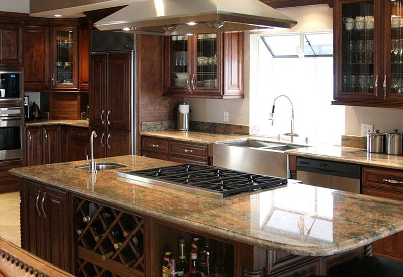 Granite countertops in Yucaipa, CA from Simple Touch Interior Solutions